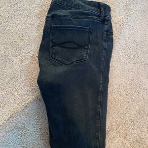 Abercrombie and Fitch soft stretch skinny jeans